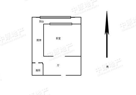 宫前园-户型图