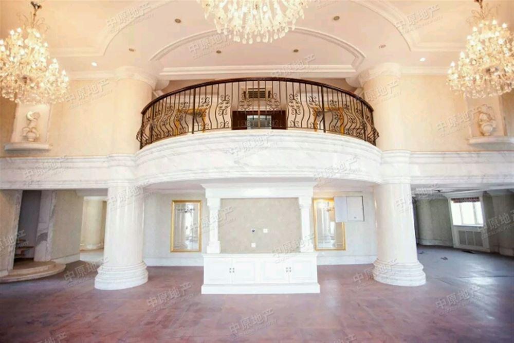 柏丽城堡-客厅