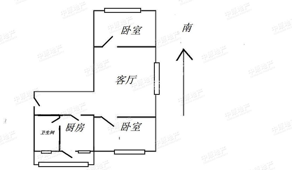 凌研里-户型图