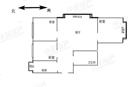 御河湾新苑-户型图
