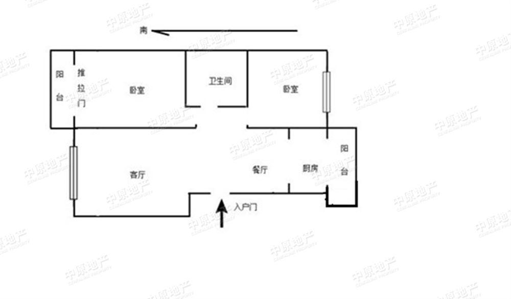 凯立天香家园-户型图