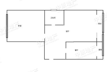 百合春天雪莲西里-户型图