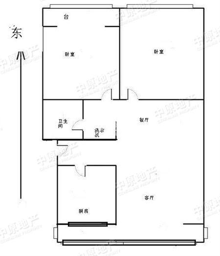 龙海公寓-户型图