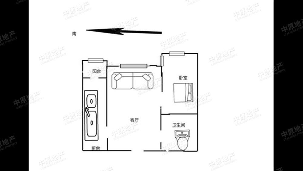 盛和家园-户型图