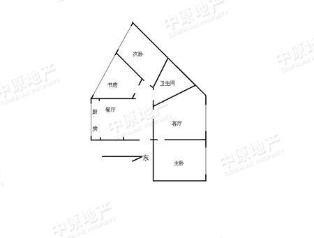 盛瑞公寓-户型图