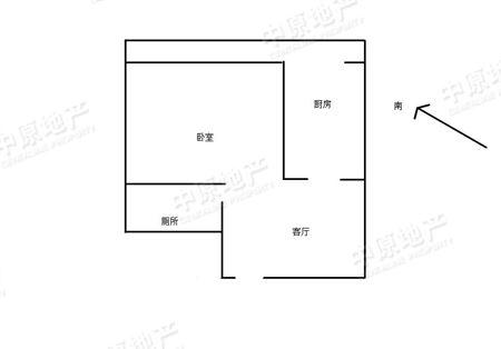 蝶桥公寓-户型图