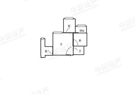 香兰嘉园-户型图