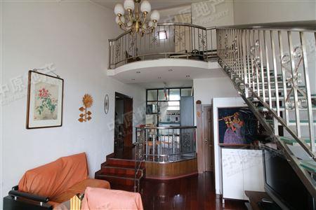 新世纪城-客厅