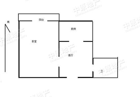 津塘公寓-户型图