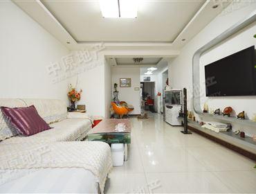 河怡 金角大h户型两室 客厅4.2米开间 装修好 适合改善