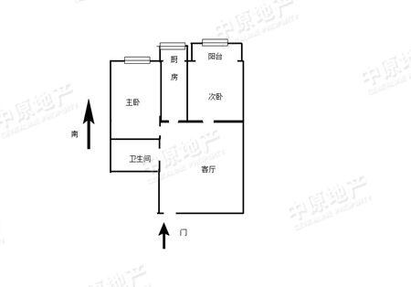 萦东温泉花园-户型图