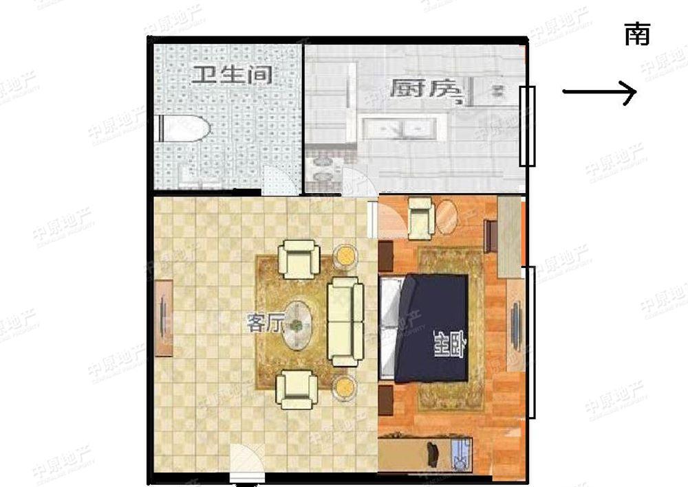 新津国际-户型图