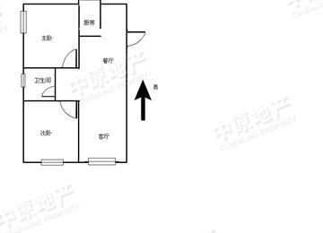 铜锣湾花园-户型图