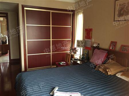 富力城一期天越园-卧室