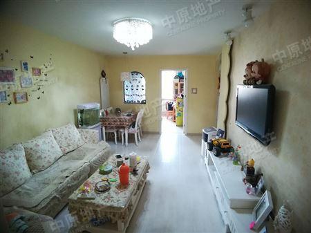 滨河新苑2室1厅1厨1卫精装修中间楼层二手房