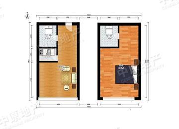 红星国际公寓-户型图